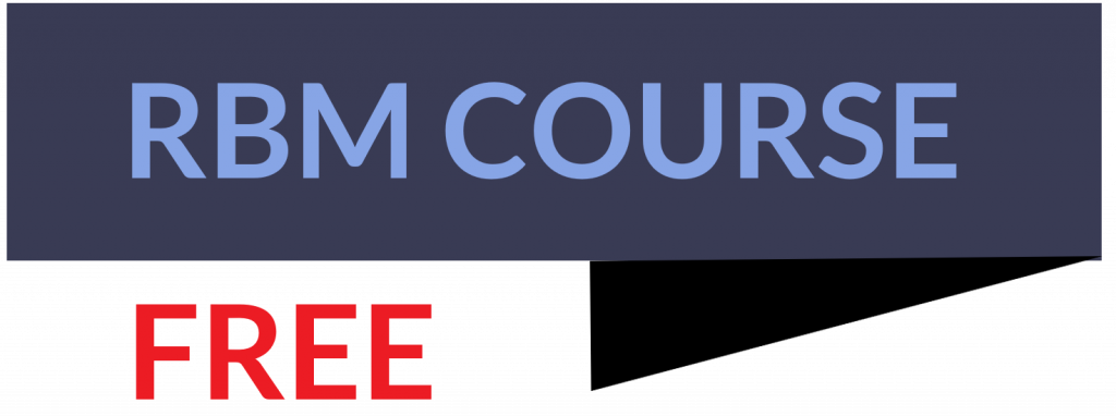 RBM course free